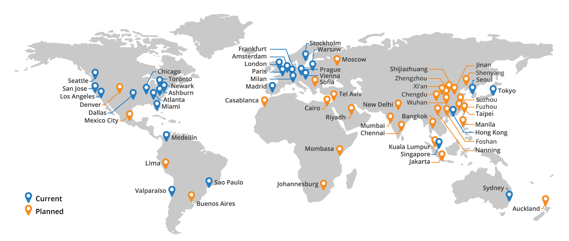 CloudFlare's Network Growth Plans for 2015