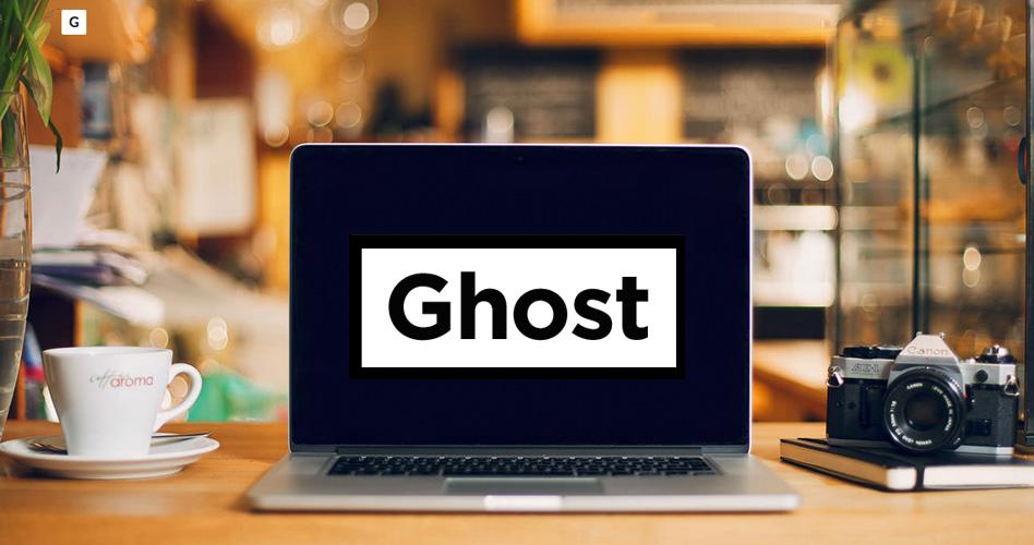 Image result for ghost blog