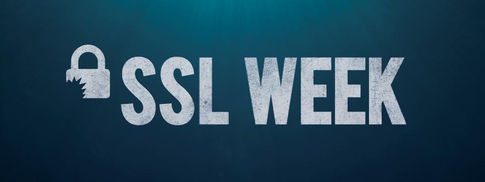 CloudFlare SSL Week