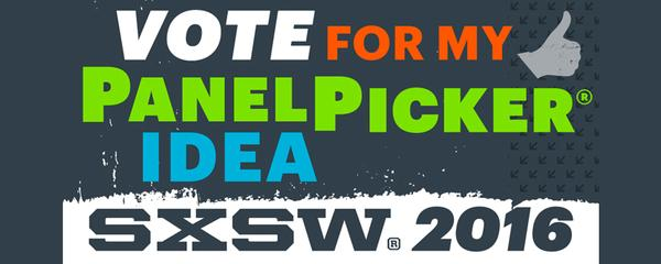 SXSW Interactive 2016: Vote for CloudFlare's Submissions