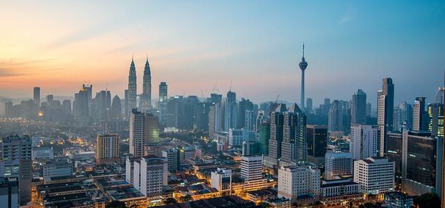 Kuala Lumpur Malaysia Cloudflare S 45th Data Center