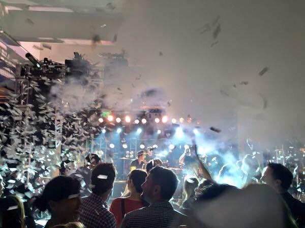 CloudFlare Party Confetti Cannon