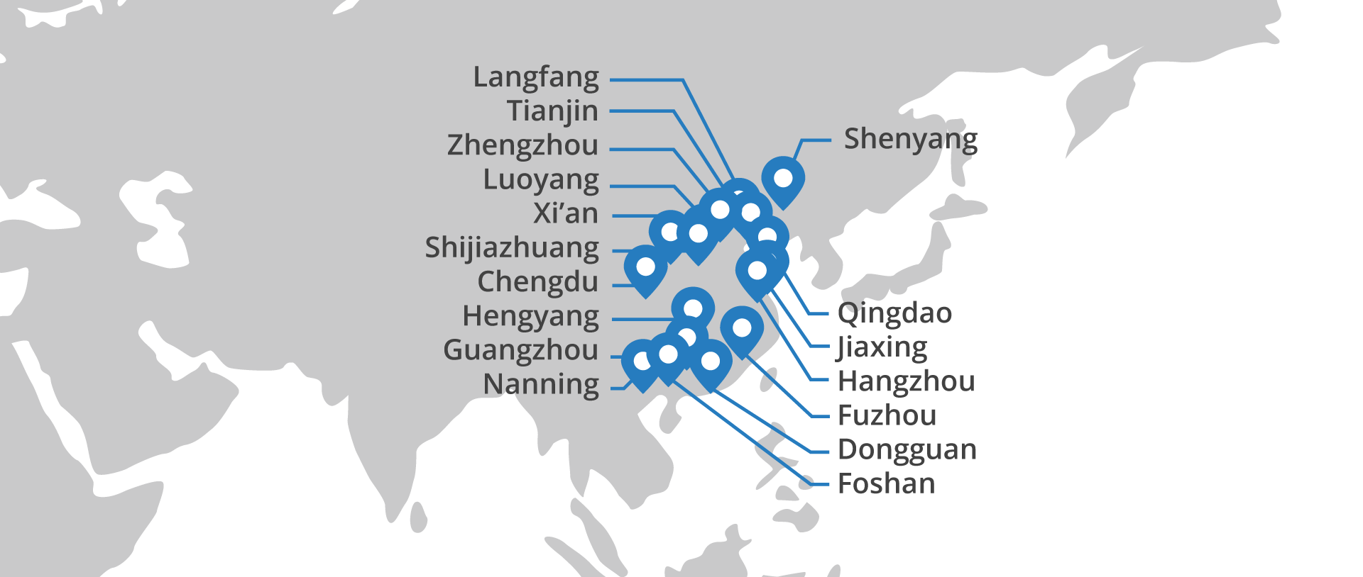 CloudFlare's Network in China