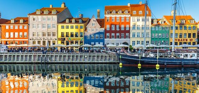 Copenhagen Denmark Cloudflare S 65th Data Center