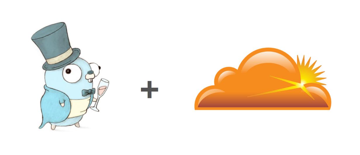 Go CloudFlare!
