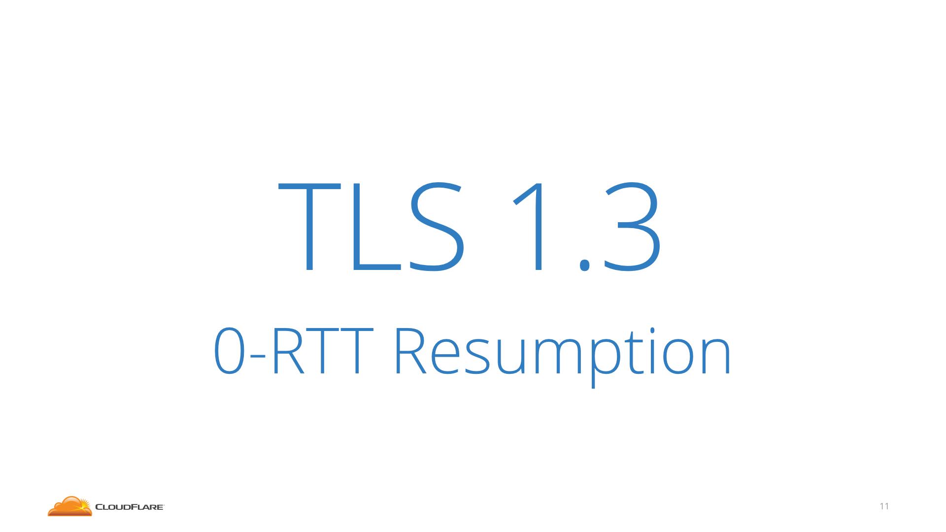 1.3 0-rtt resumption