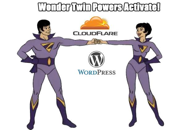 CloudFlare's new WordPress plugin