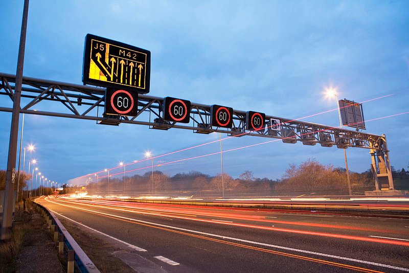 UK Smart Motorway
