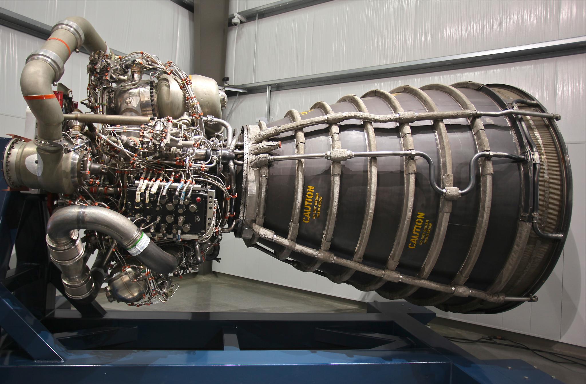 Space Shuttle Main Engine SSME