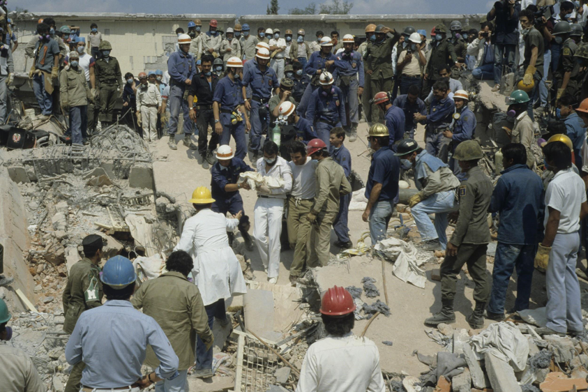 #FuerzaMexico: A way to help Mexico Earthquake victims