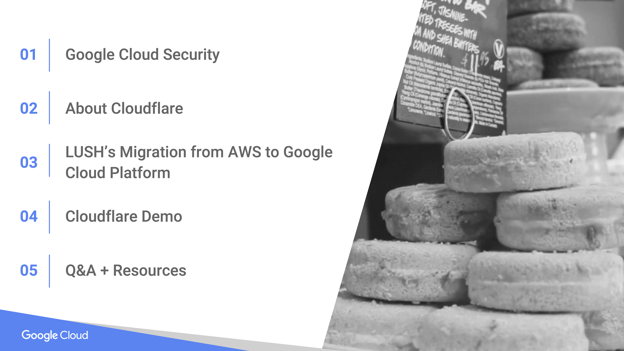 A Fast, Secure Migration to Google Cloud Platform using Cloudflare