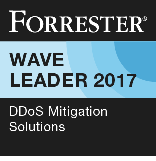 On the Leading Edge - Cloudflare named a leader in The Forrester Wave: DDoS Mitigation Solutions