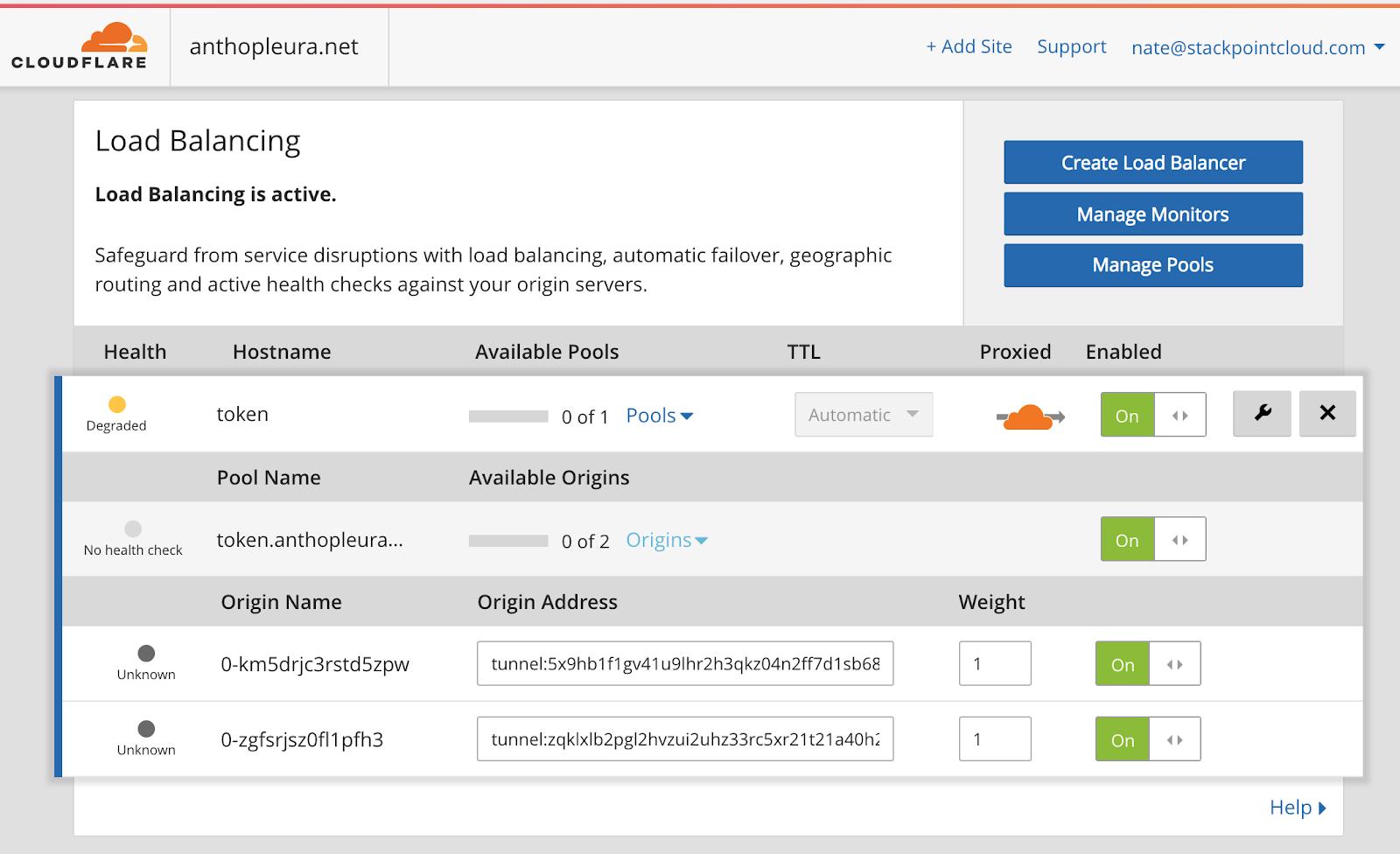 How To Minikube + Cloudflare