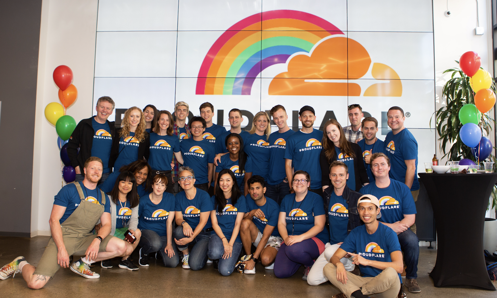 Introducing Proudflare, Cloudflare's LGBTQIA+ Group