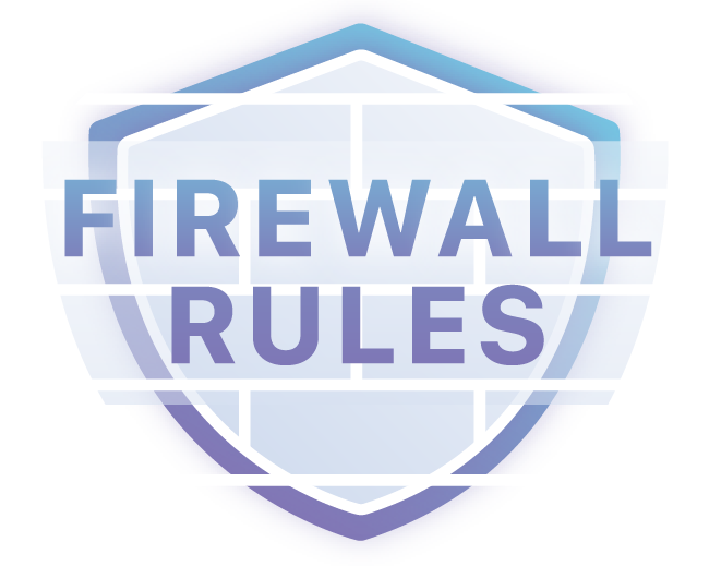 how to use my firewall to stop internet connection of application