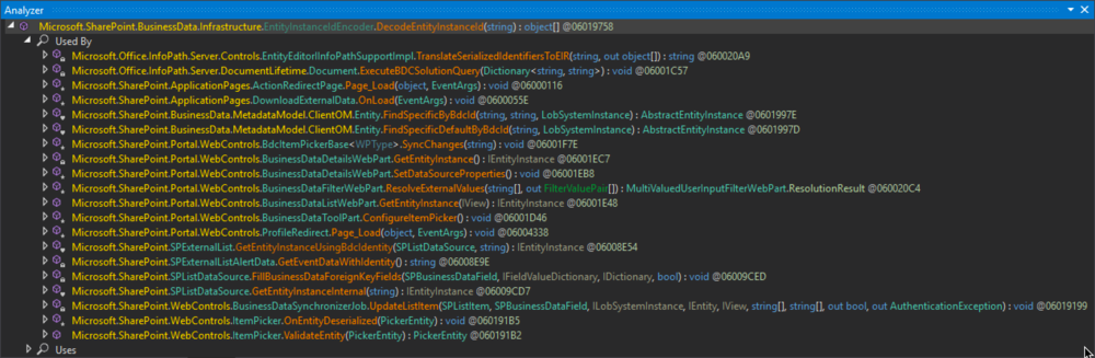 Stopping SharePoint's CVE-2019-0604