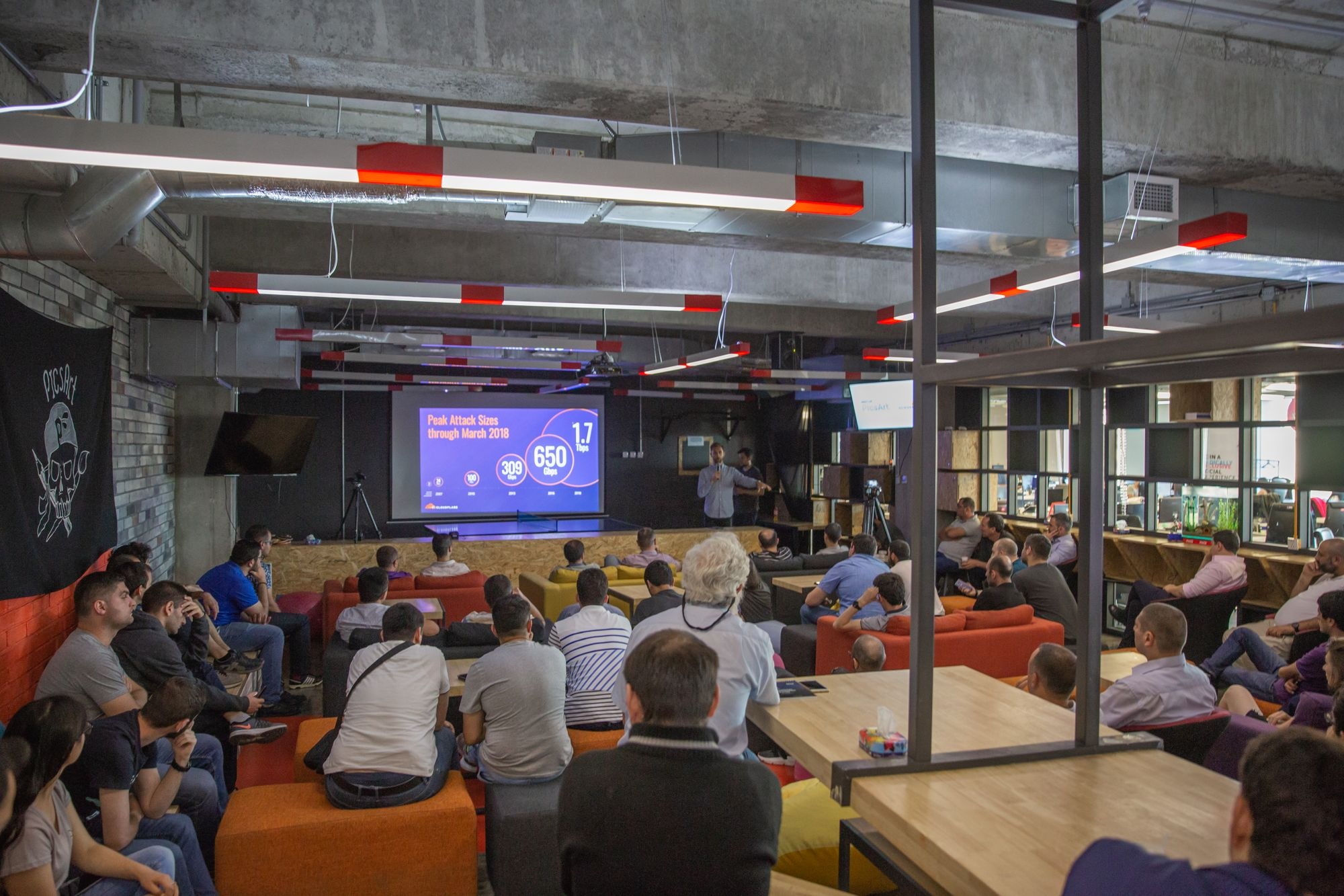 Join Cloudflare & PicsArt at our meetup in Yerevan!