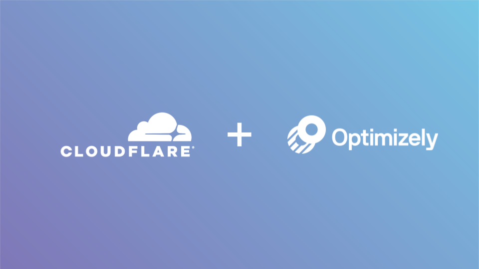 Enhancing the Optimizely Experimentation Platform with Cloudflare Workers