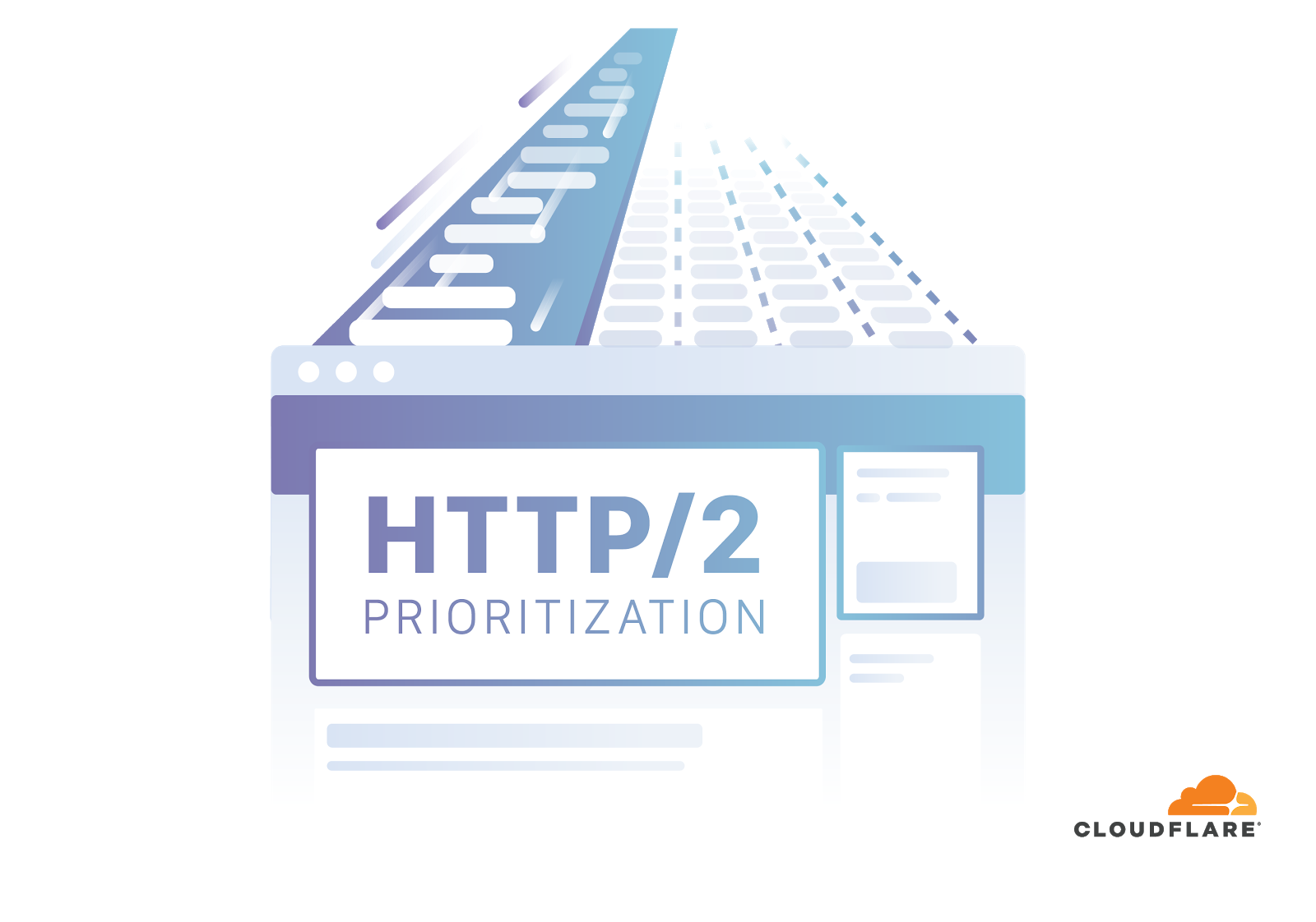 Better HTTP/2 Prioritization for a Faster Web