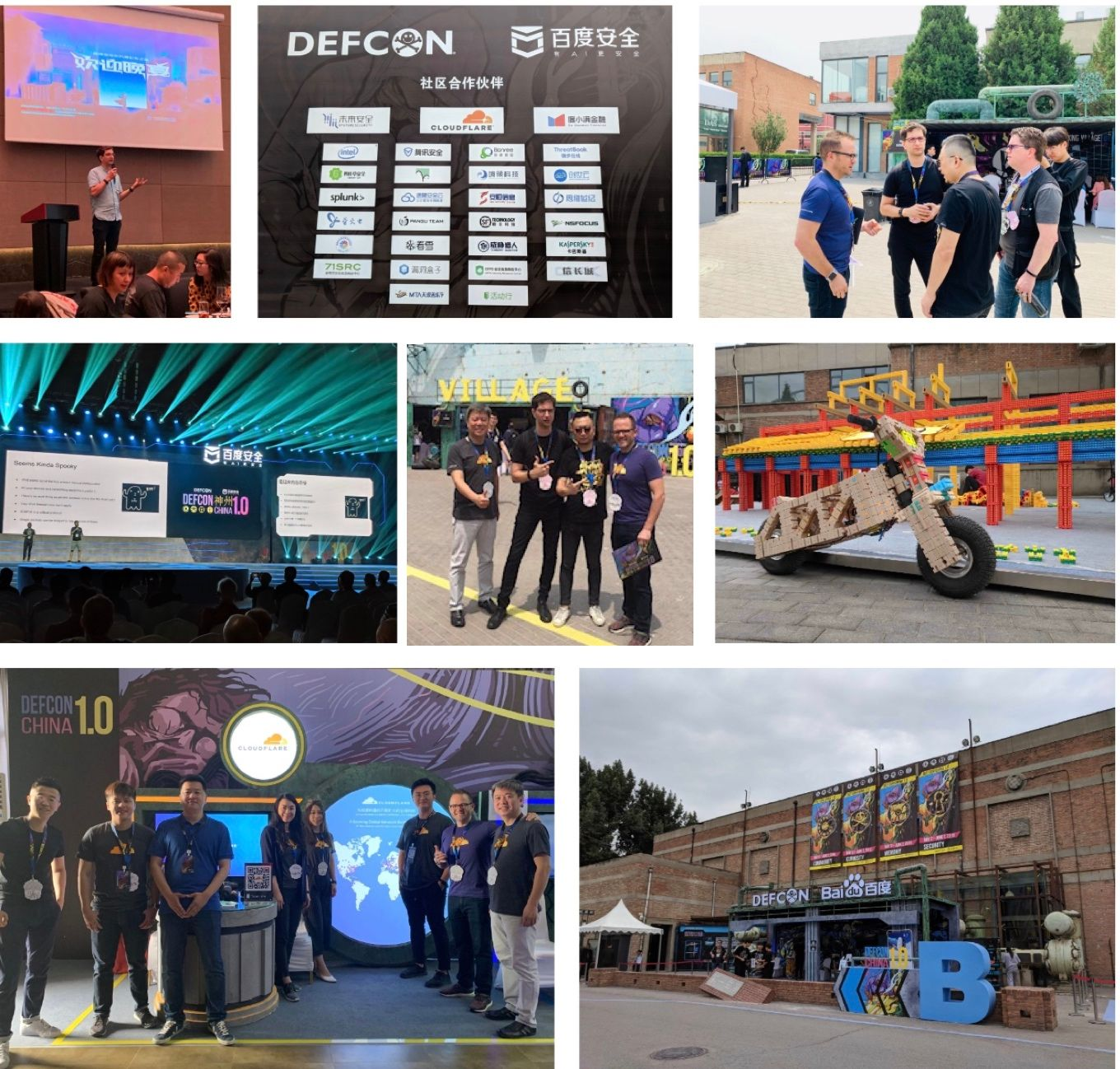 Technology's Promise - Highlights from DEF CON China 1.0
