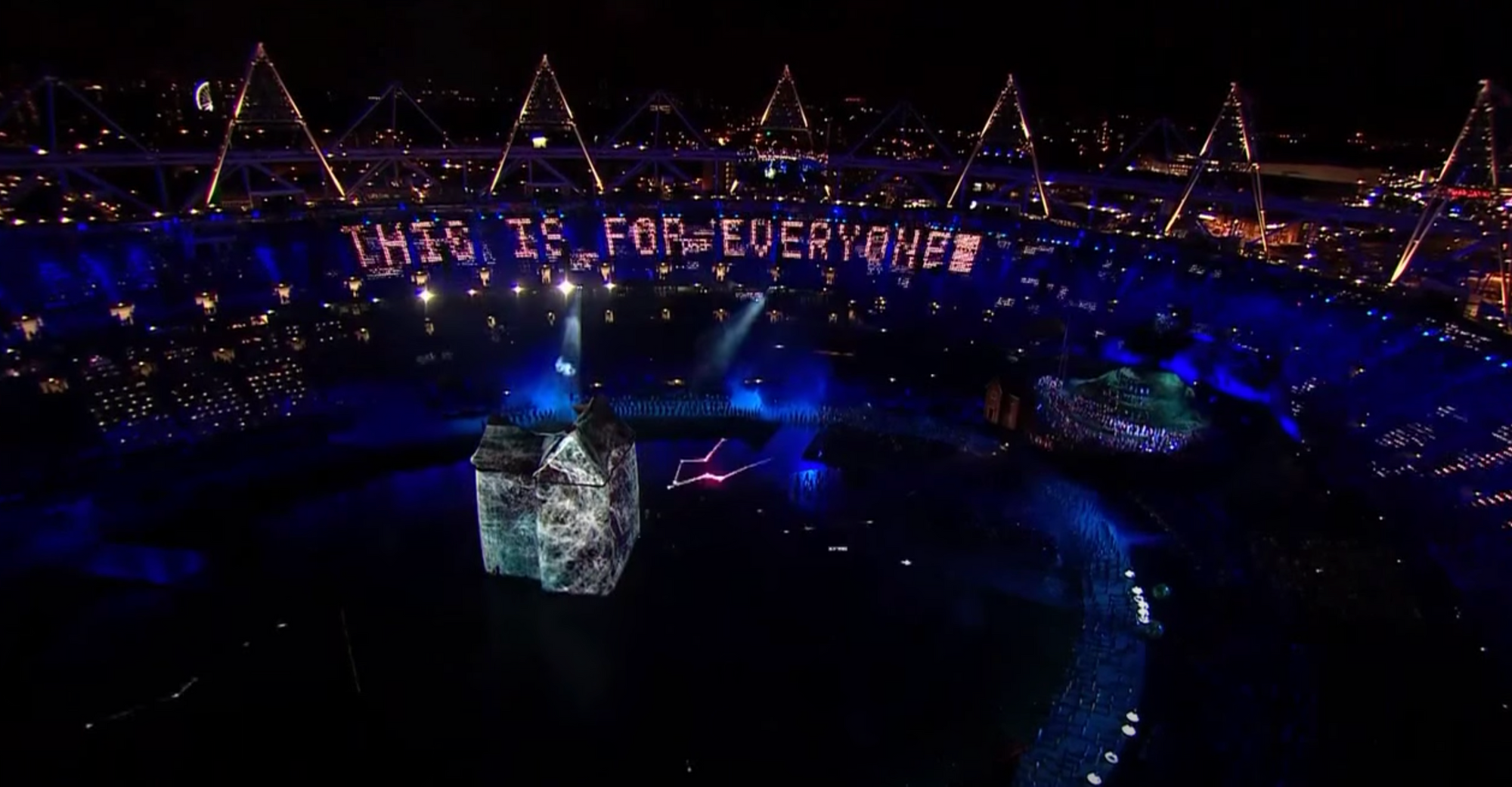 "Eight years ago, when Cloudflare was just two, the creator of the World Wide Web, Tim Berners-Lee, sent a message from the opening ceremony of the 2012 Olympics. That message read ""This is for everyone"" and the idea that the Internet is for all of us continues to be a key part of Cloudflare's ethos today."