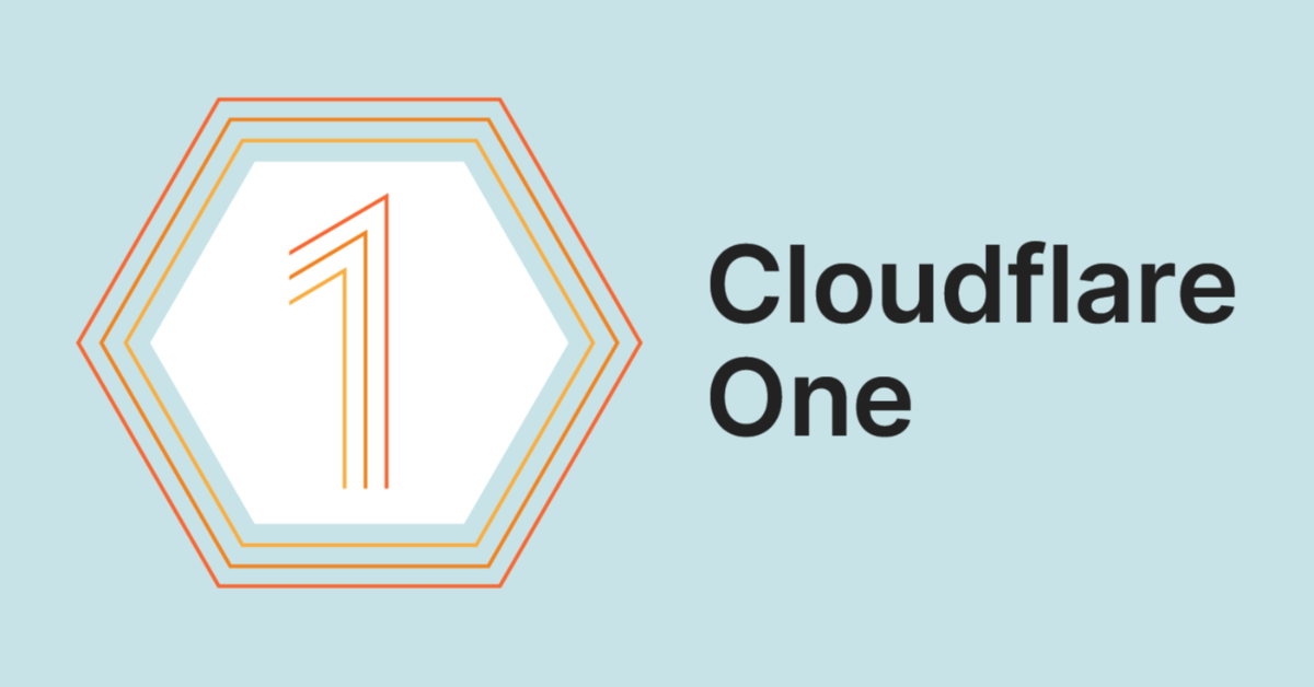 Cloudflare One