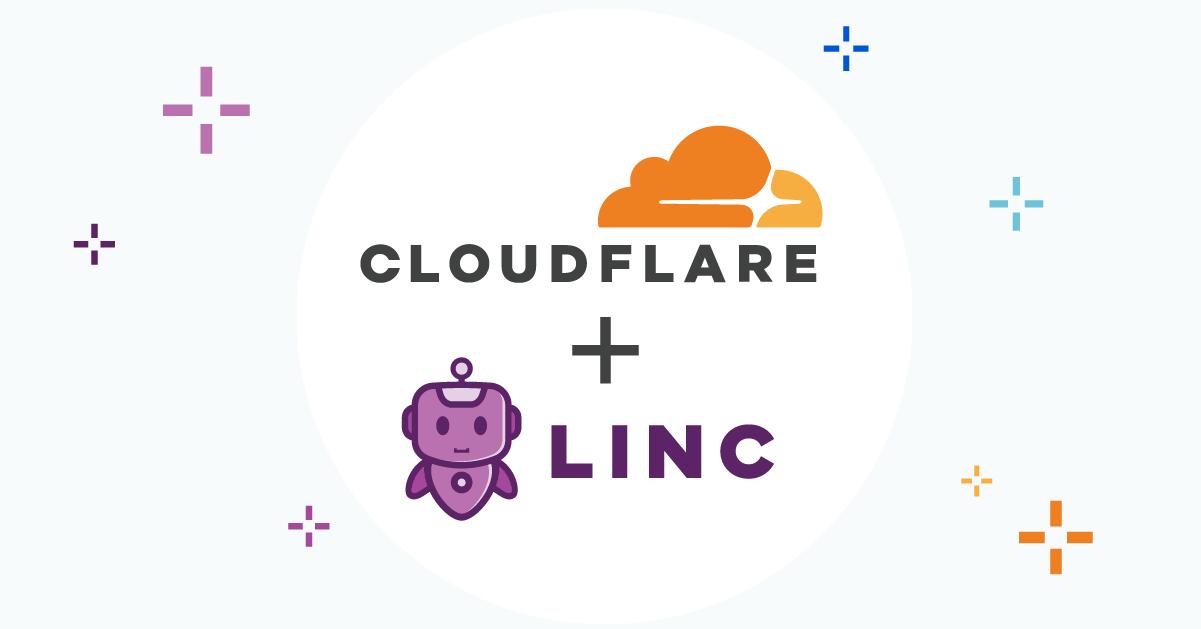 Cloudflare Acquires Linc