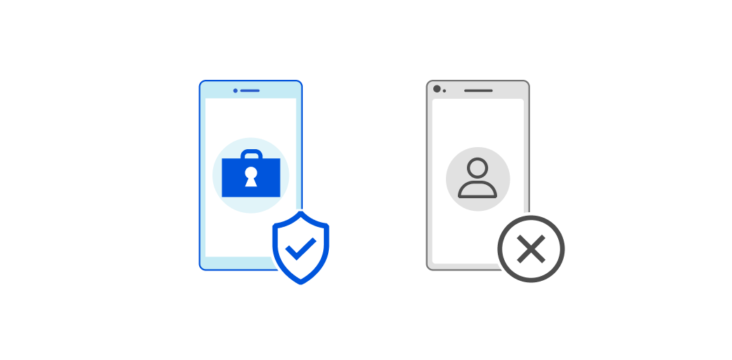 We're excited to help teams of any size apply this security model, even if your organization does not have a device management platform or mobile device manager (MDM) today.