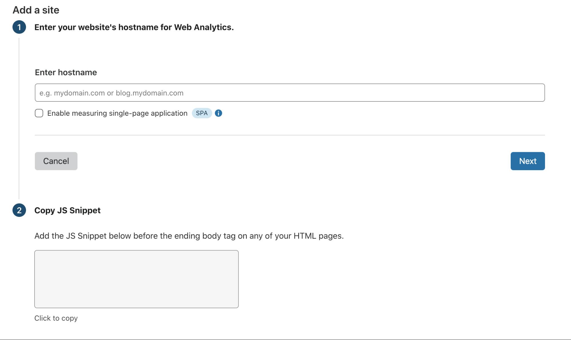 Enhancing privacy-focused Web Analytics to better meet your metrics needs