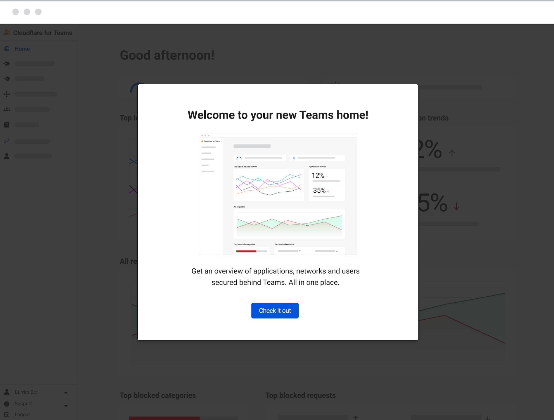 The Teams Dashboard: A New Place to Call Home