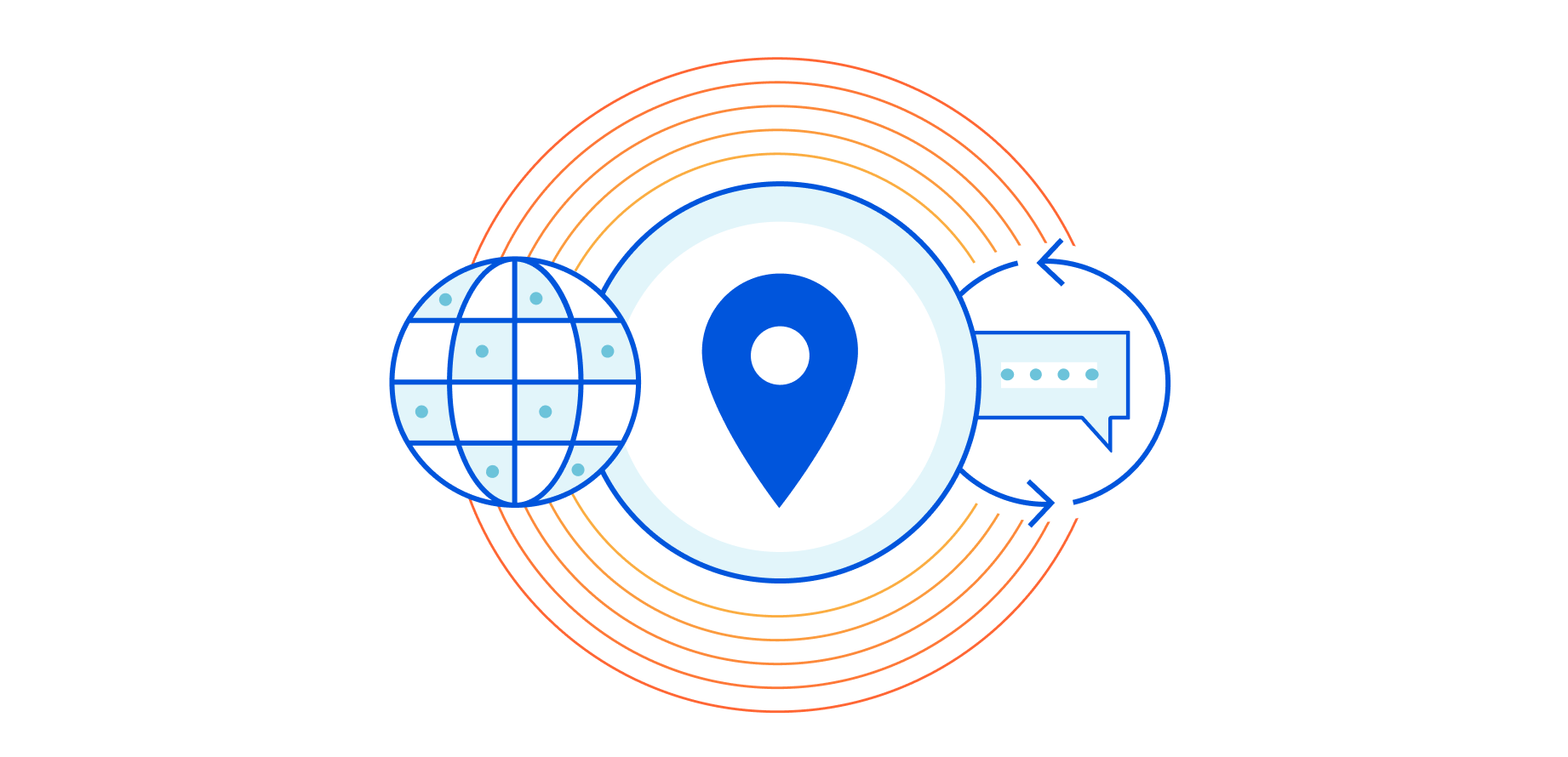Location-based personalization at the edge with Cloudflare Workers