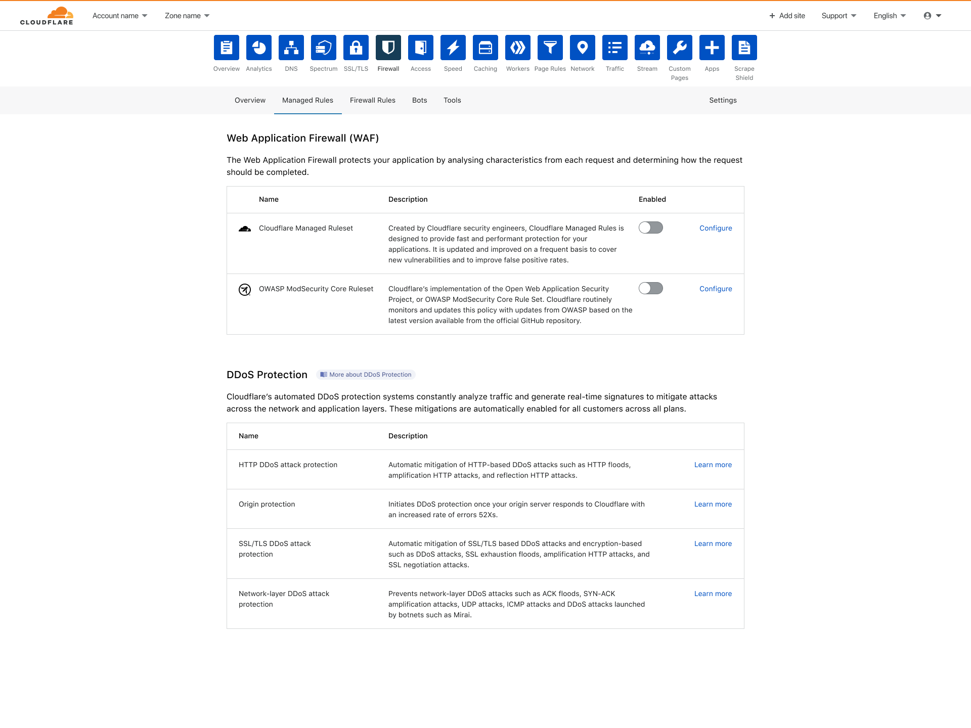 Designing the new Cloudflare Web Application Firewall