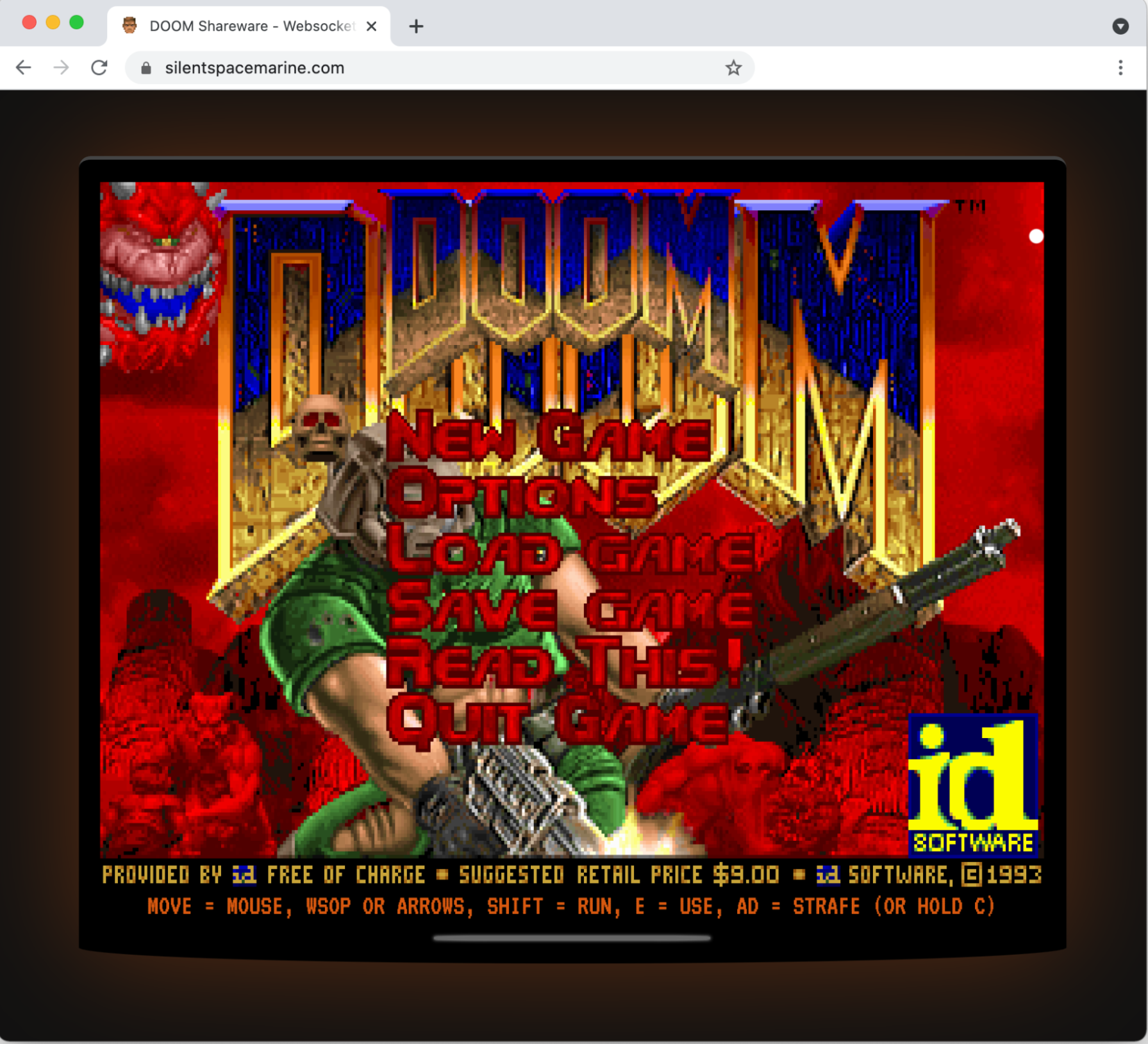Multiplayer Doom on Cloudflare Workers