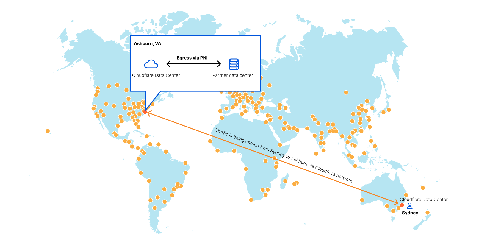 Empowering customers with the Bandwidth Alliance