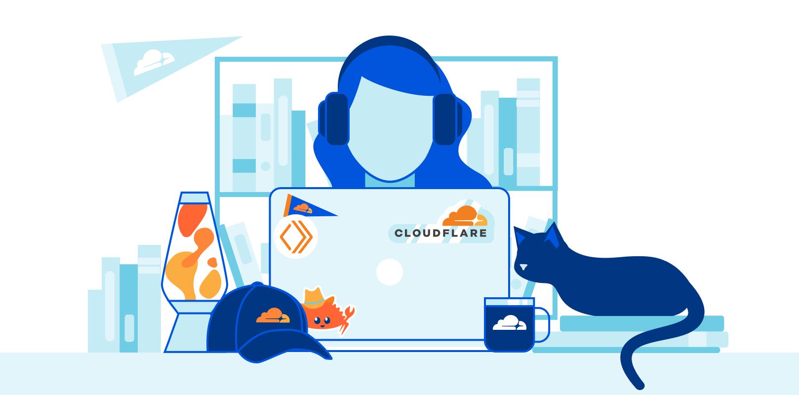 Летнее испытание для разработчиков Cloudflare