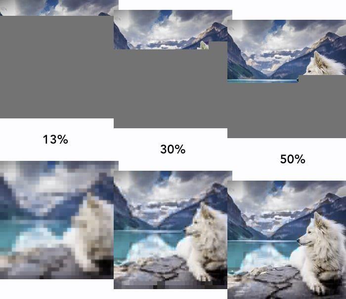 Optimizing images on the web