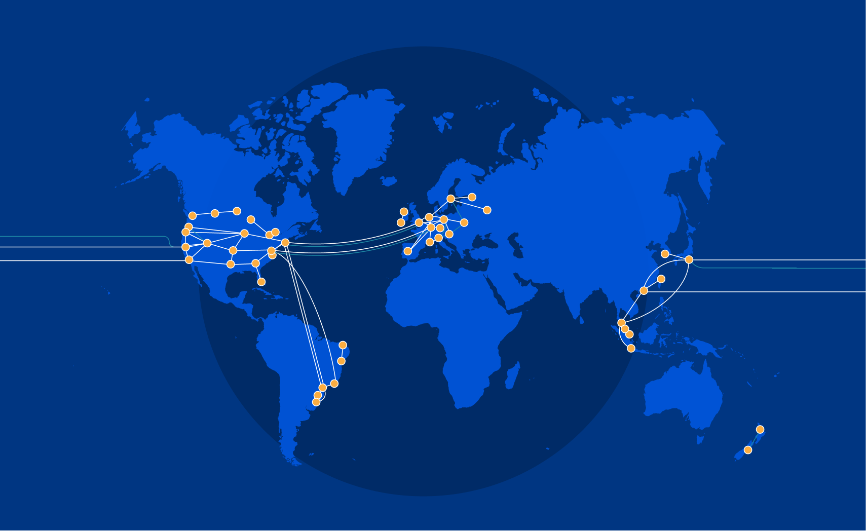 Cloudflare Backbone: A Fast Lane on the Busy Internet Highway