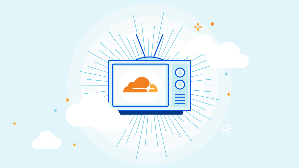 Announcing Cloudflare TV as a Service