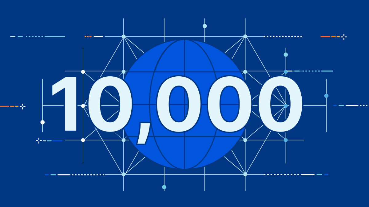 Project Myriagon: Cloudflare Passes 10,000 Connected Networks