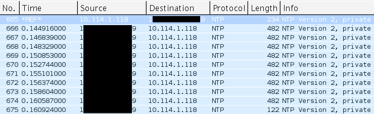 Understanding and mitigating NTP-based DDoS attacks