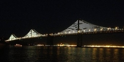 CloudFlare Keeps TheBayLights.org Running Bright
