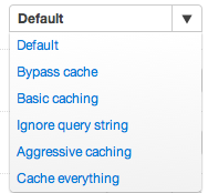 Introducing Page Rules: Advanced Caching (Including Configurable HTML   Caching)