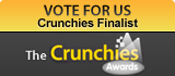 CloudFlare Has Been Nominated for a Crunchie!