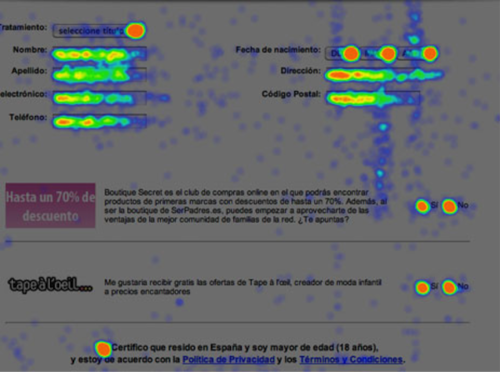 CloudFlare App: Experimently - First Heat Map App Now   Available