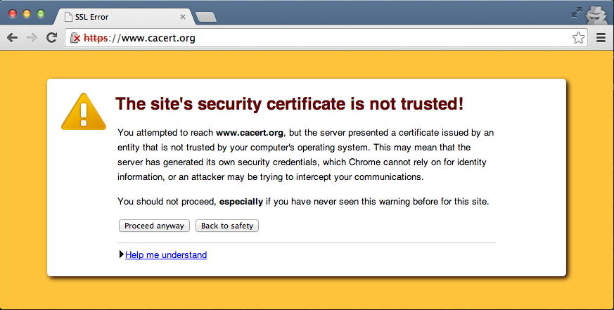 Introducing Strict SSL: Protecting Against a Man-in-the-Middle ...