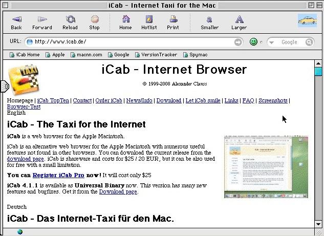 iCab 2.9.9