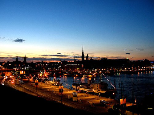 Stockholm, Sweden: CloudFlare's 21st Data Center