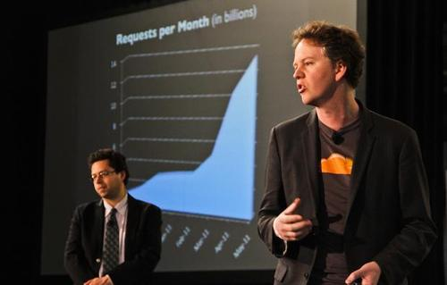 Watch as CloudFlare Announces CloudFlare Apps and Rocket Loader to the World