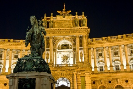 Vienna, Austria: CloudFlare's 19th Data Center