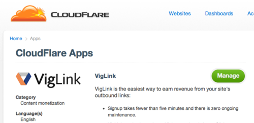 App a Day #1 - Increase your Site's Revenue with VigLink